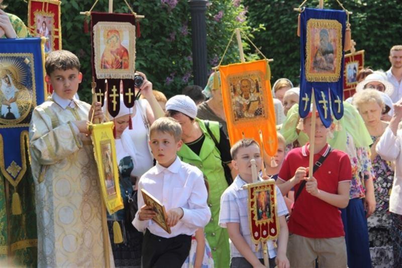 ВЦарском монастыре готовятся кприбытию детского крестного хода