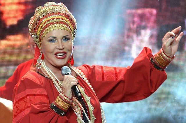 Концерт Надежды Бабкиной довелось отменить из-за ее плохого самочувствия