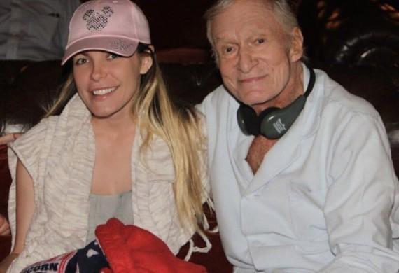 Основатель Playboy помирать несобирается ипросит заблаговременно сообщать, что заболел