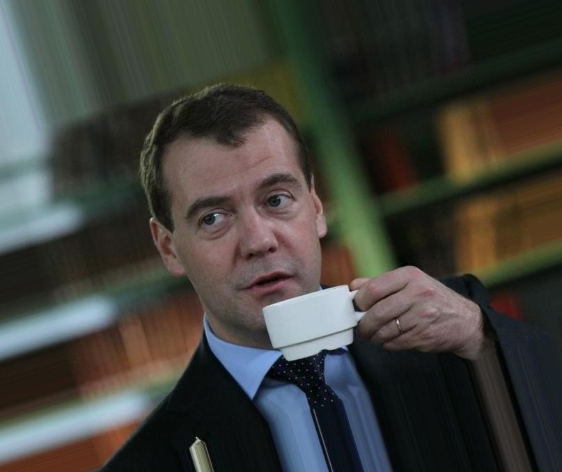 Медведев пожалел оботсутствии иностранного снобжения деньгами вэкономикеРФ