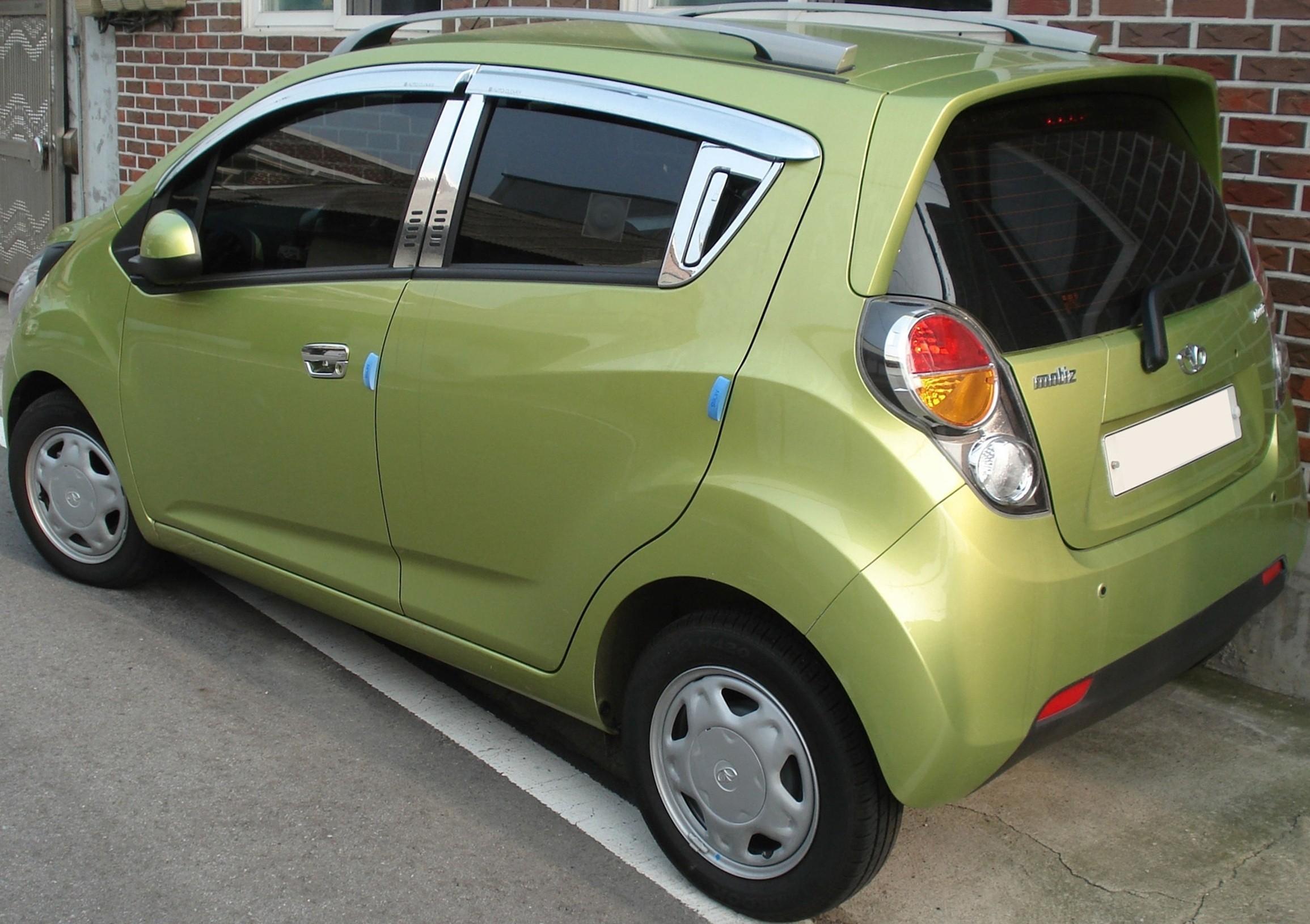 Рынок автомобилей РФпокинет супербюджетный Matiz