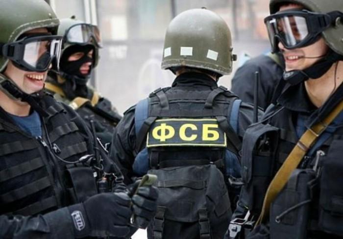 ФСБ задержала репортера «Укринформа» зашпионаж