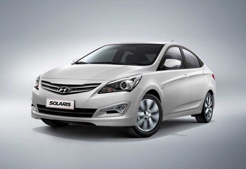 Хёндай Solaris стал наиболее популярным автомобилем у жителей столицы