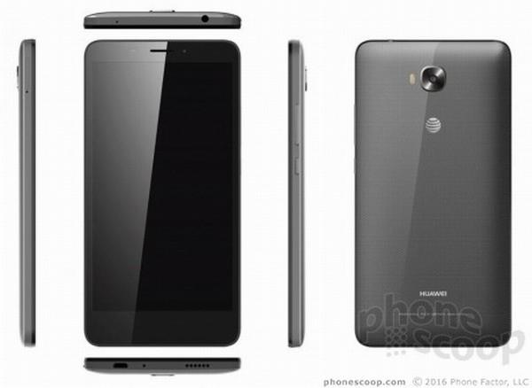 Huawei готовит бюджетный планшетофон с6-дюймовым дисплеем