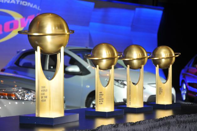 СМИ назвали претендентов на звание лучшего автомобиля 2017 года