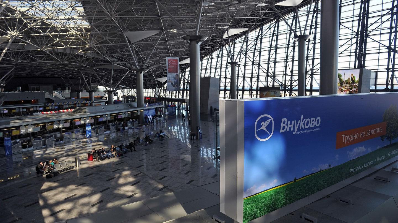 Самолет изБашкирии сзаклинившим шасси аварийно сел во«Внуково»