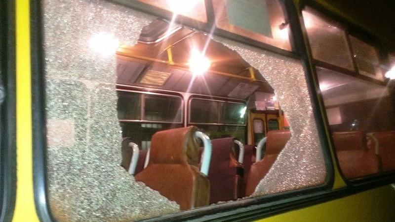 Насевере столицы схвачен подозреваемый вобстреле автобуса изпневматики
