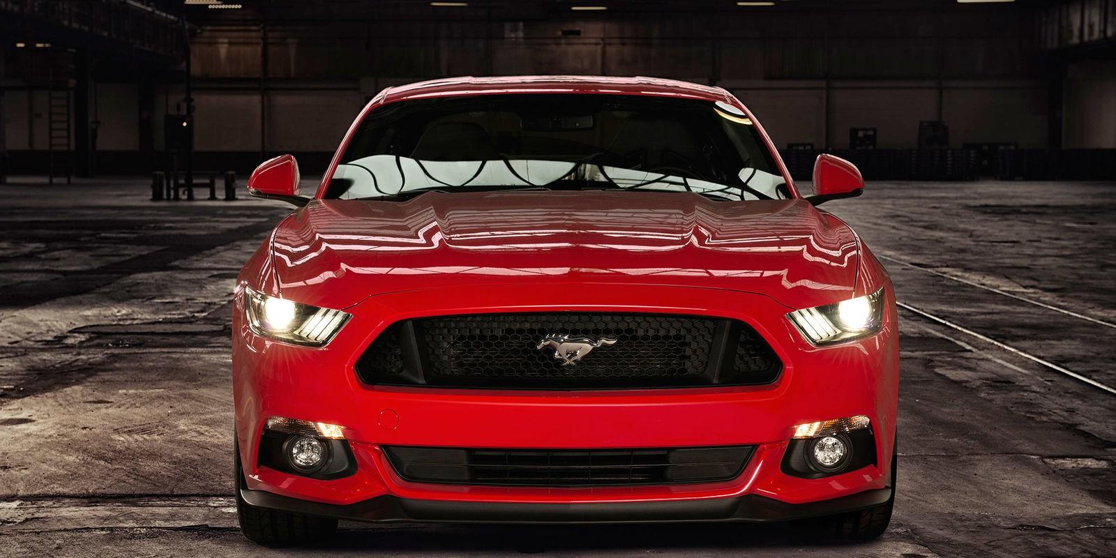 ВСША вышел улучшенный Форд Mustang