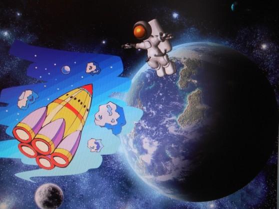 Телестудия Роскосмоса снимет серию мультфильмов окосмосе