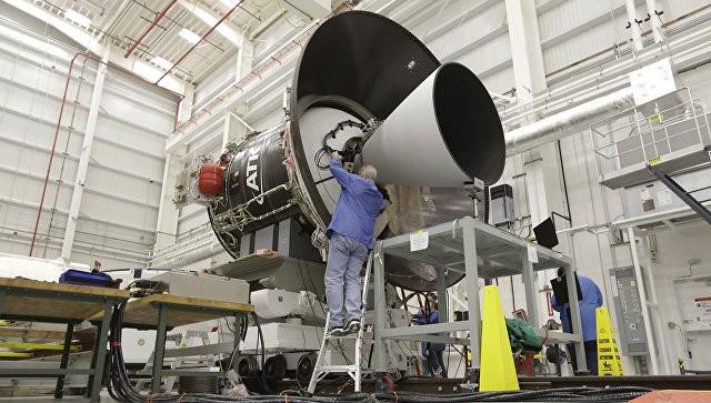 NASA готовит кзапуску ракету сукраинским двигателем