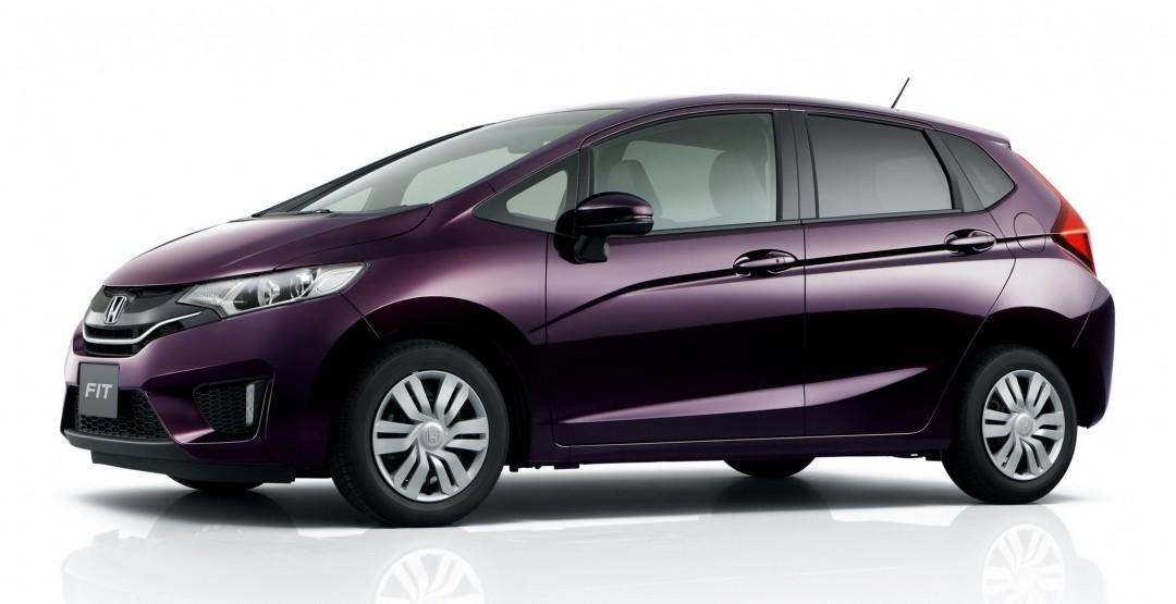 Хонда Jazz иFit могут получить 1-литровый турбомотор отCivic