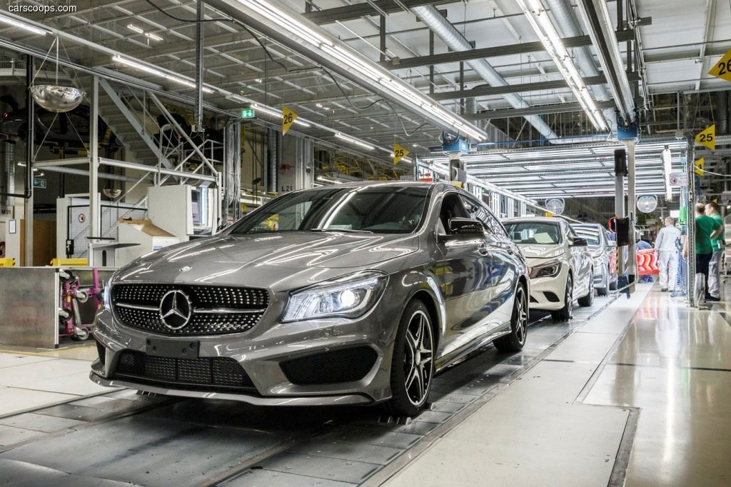 Benz планирует выпускать вПодмосковье 5 моделей