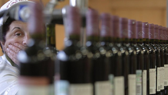 МинфинРФ предложил увеличить акциз натихие вина