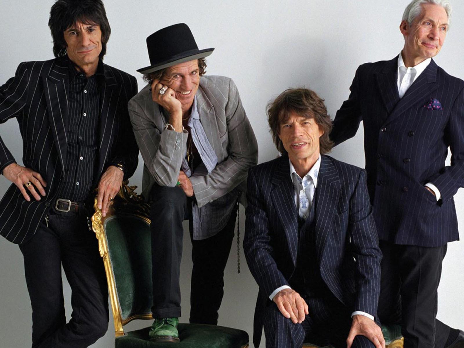 Rolling Stones анонсировали новый альбом
