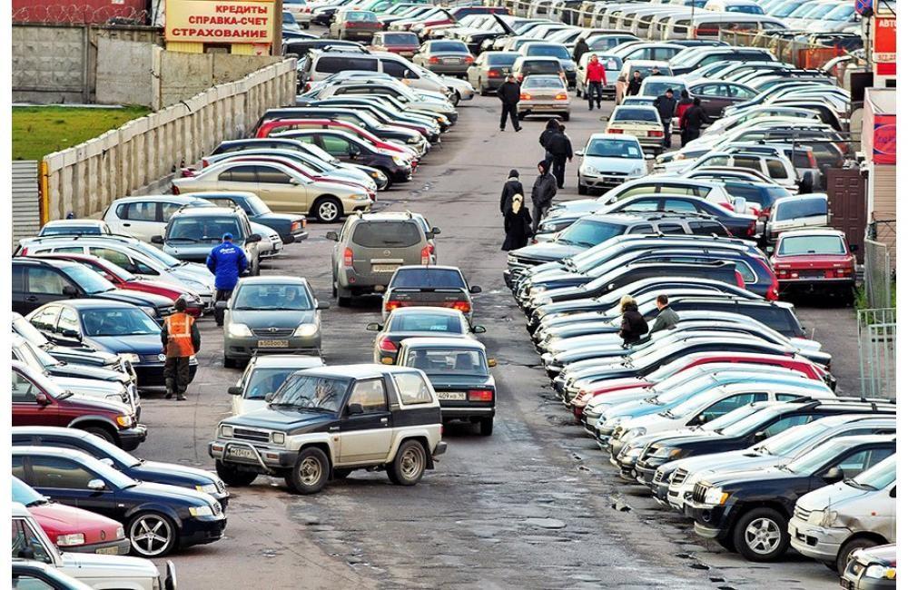 Столичный рынок легковых машин с пробегом по итогам восьми месяцев вырос на 6% - почти до 220 тыс. единиц