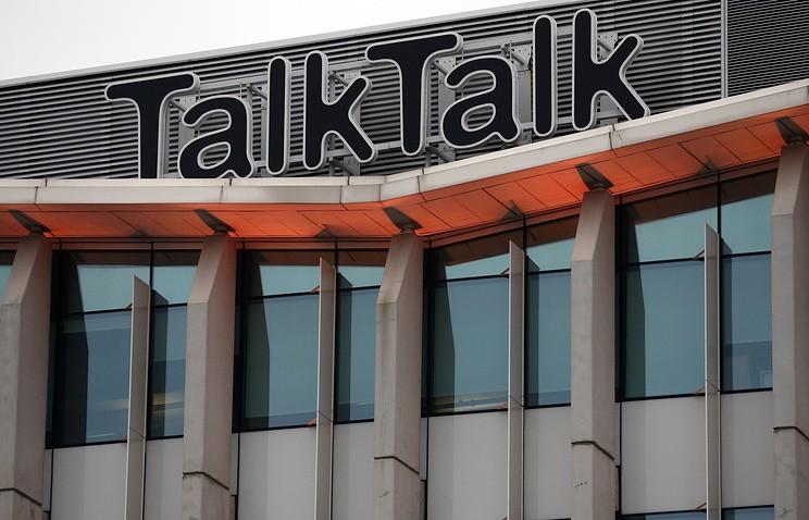 Talk Talk оштрафован на £400 тыс. заплохую защиту данных клиентов