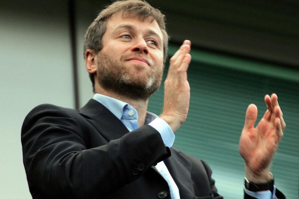 Абрамович вошел всписок самых влиятельных людей английского футбола