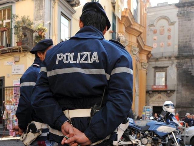 ВИталии скрывавшегося 5 лет мафиози словили вего доме зашкафом