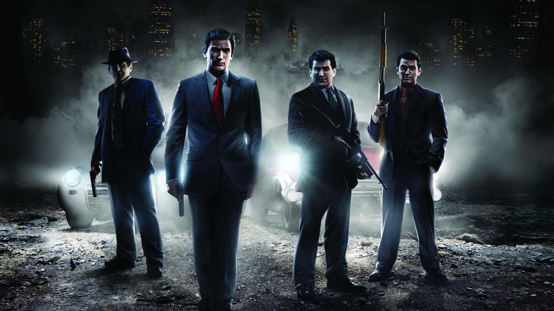Вышла новая часть популярной игры Mafia