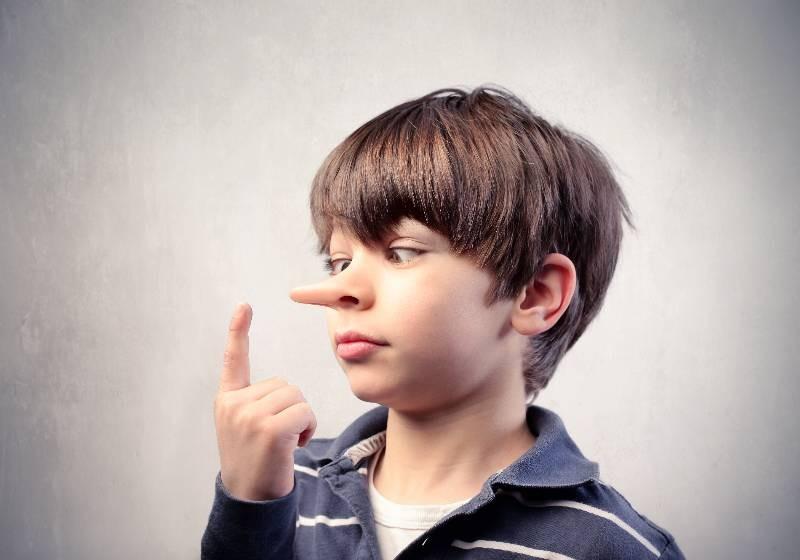 Превосходные поступки от нехороших отличают только дети