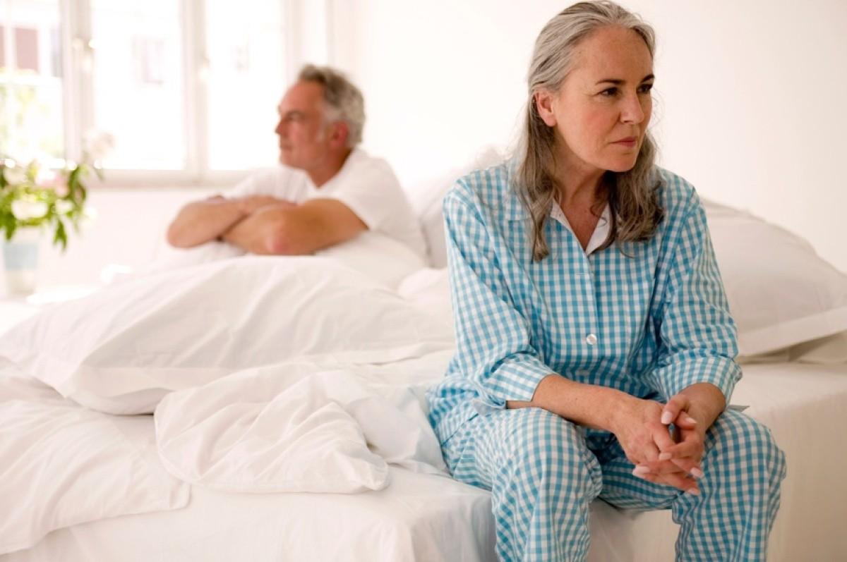 Большинство женщин после 50-летия теряют интерес кблизости— Ученые