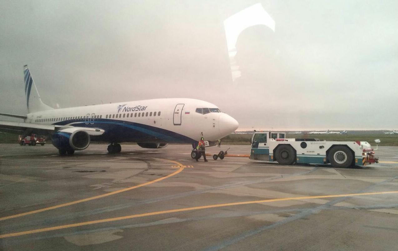 Каварийной посадке в«Домодедово» готовится самолёт изГреции