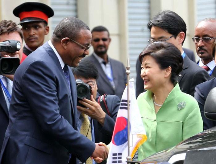ВЭфиопии введен режим чрезвычайного положения