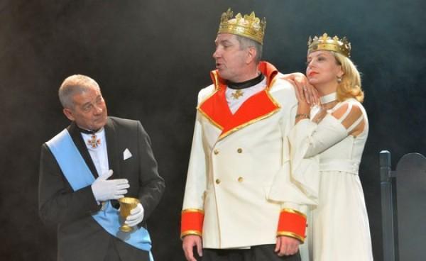 Спектакль вдраматическом театре Курска прервали из-за пьяного актёра