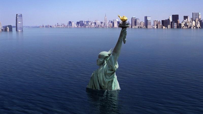 Нью-Йорку после 2100 года угрожает затопление