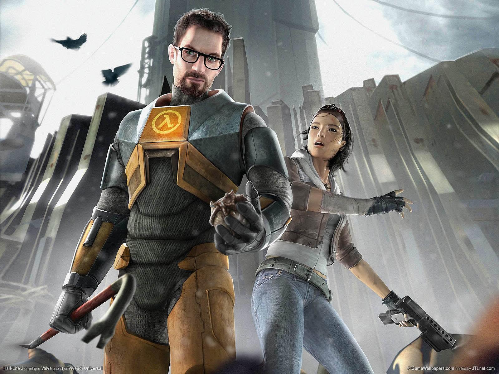 Half-LifeVR отValve: все может быть