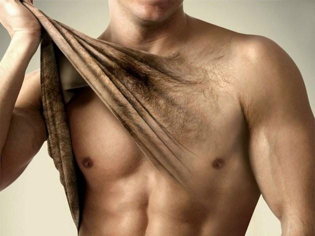 Ученые поведали опричинах появления волос на человеческом теле