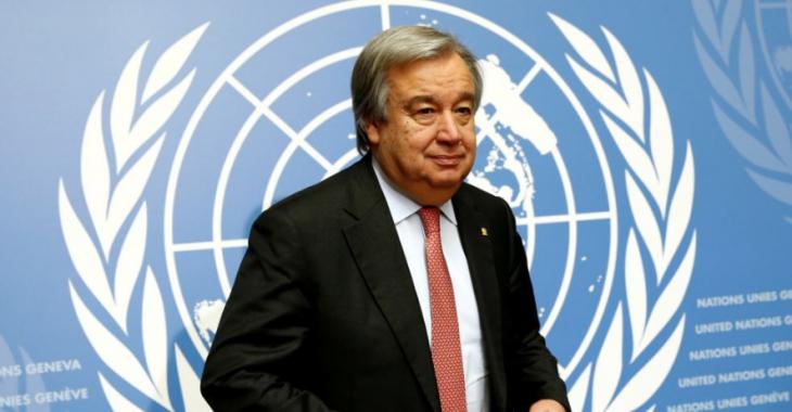 Назначение нового генерального секретаря ООН состоится 13 октября