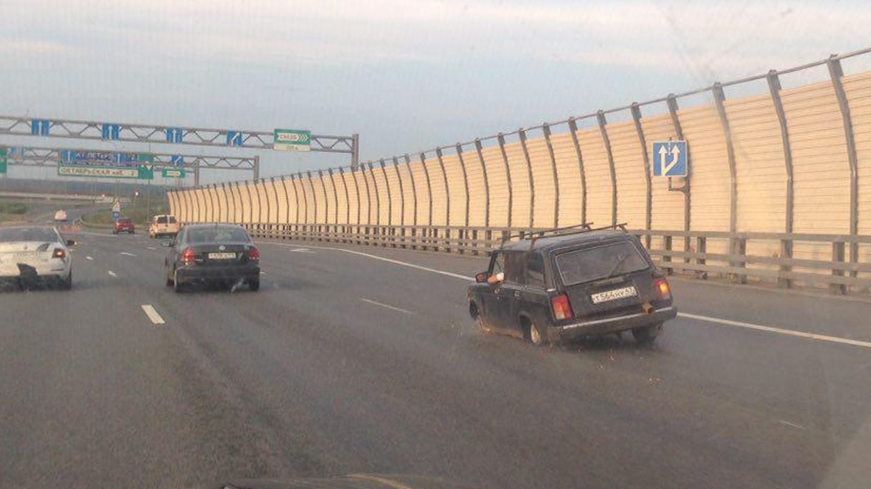 Под Челябинском полицейские открыли стрельбу поавтомобилю нетрезвого нарушителя