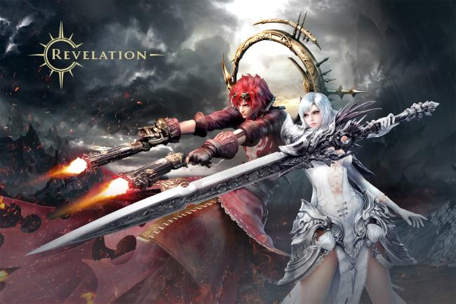 Началось закрытое тестирование игры Revelation