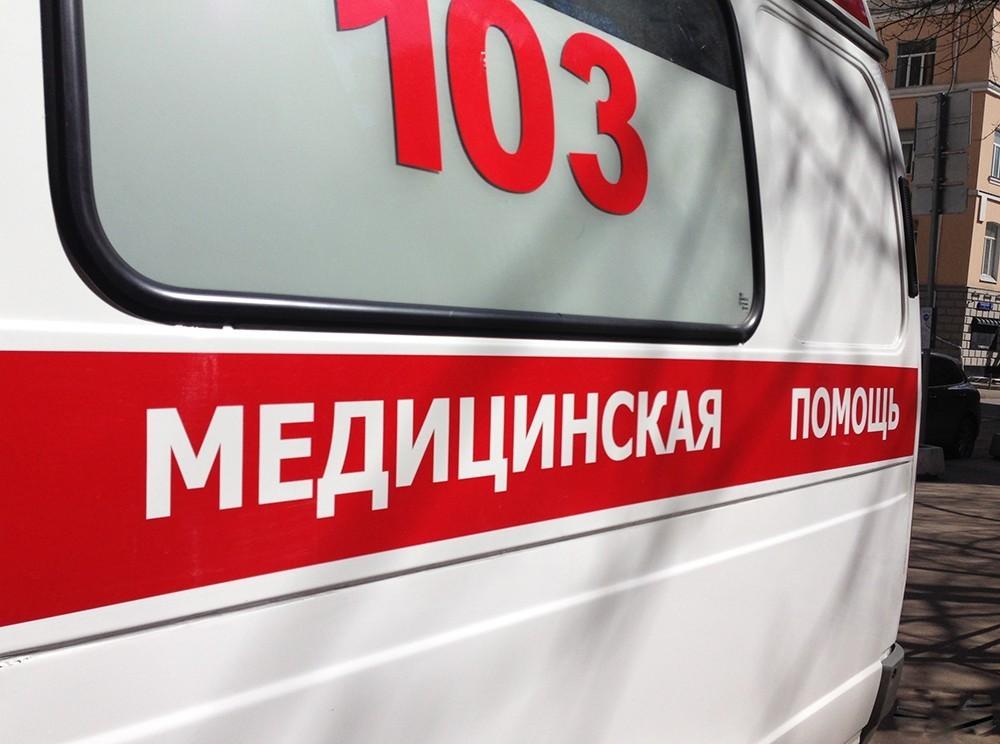 ВИжевске 87-летняя пенсионерка выпала изокна