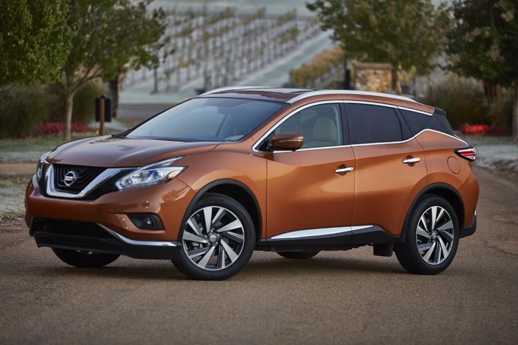 Продажи Nissan Murano успешно стартовали на российском рынке