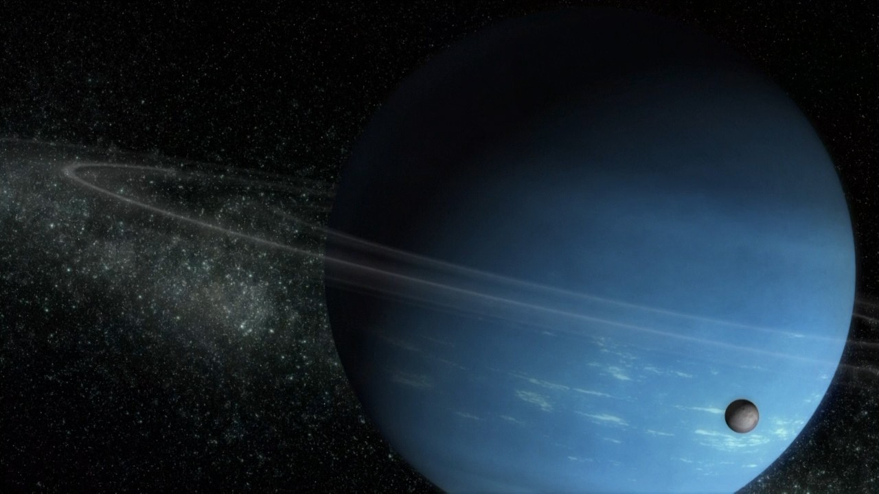 Найдены новые спутники Урана, сохраняющие структуру его колец— Астрономы