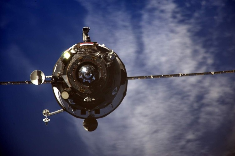 Космический грузовой автомобиль «Прогресс МС-02» отстыковался отМКС
