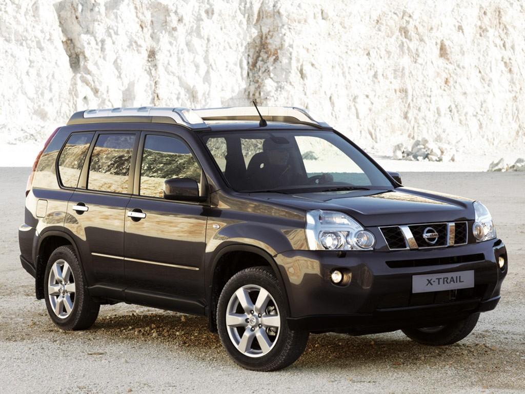 Ниссан X-Trail самый известный вседорожный автомобиль в РФ