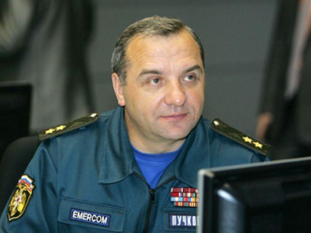 Владимир Пучков сказал, что структура МЧС в Российской Федерации будет стремится ксовершенству
