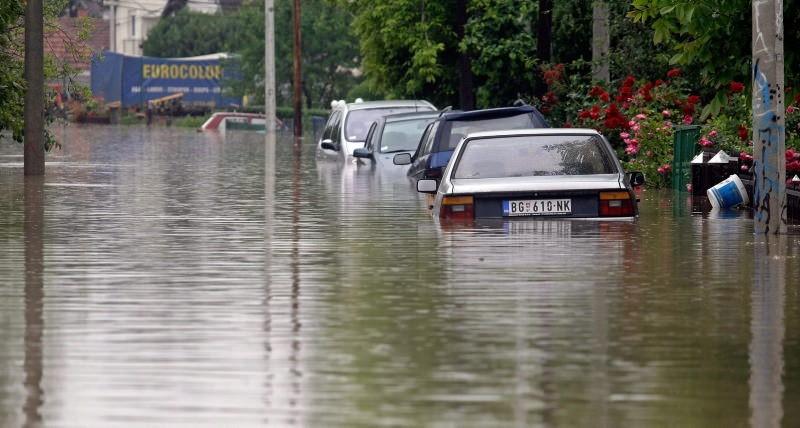 Из-за наводнения воВьетнаме затоплены тысячи домов, погибли неменее 10-ти человек