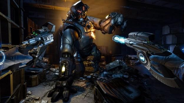 Создатели «Метро 2033» работают нетолько лишь над VR-игрой