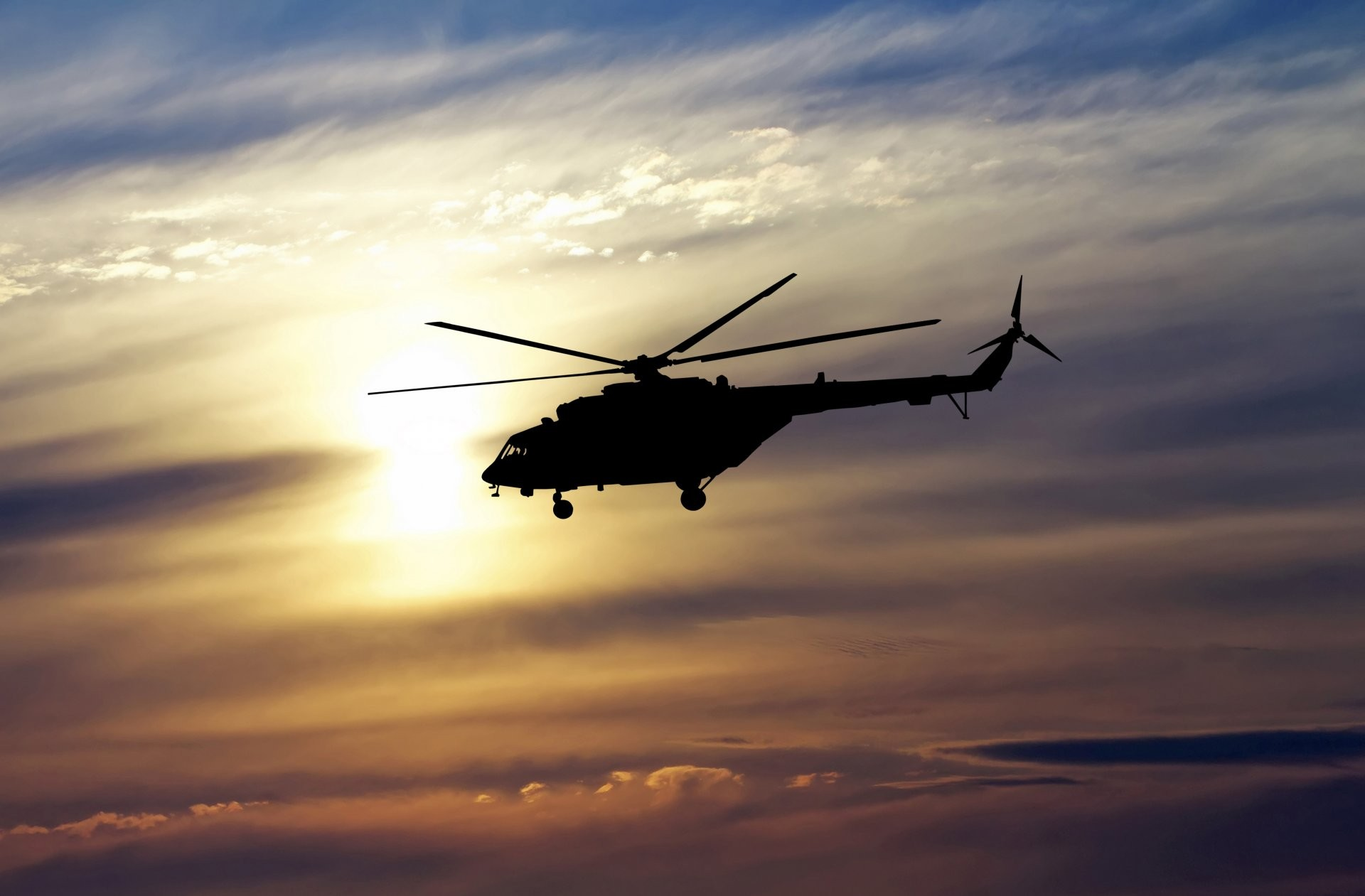 Авиаполк ЗВО получил самый грузоподъемный вмире вертолет