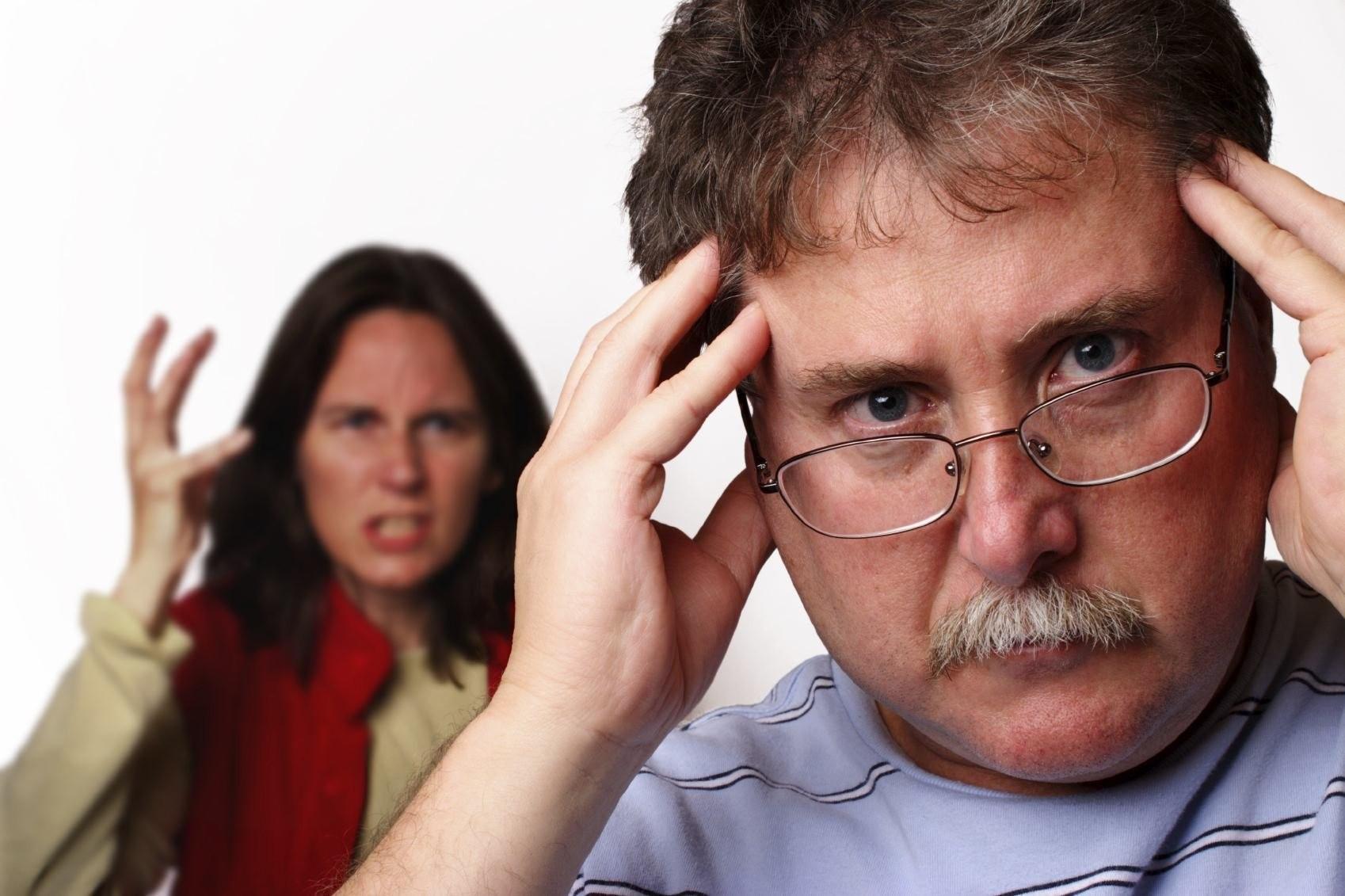 Стресс вбраке может привести кожирению— Ученые