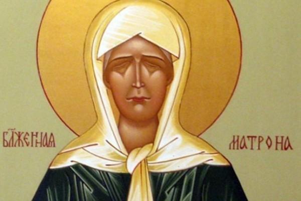 Ковчег святой Матроны Московской приедет вСпасо-Преображенский храм Нижнего Новгорода