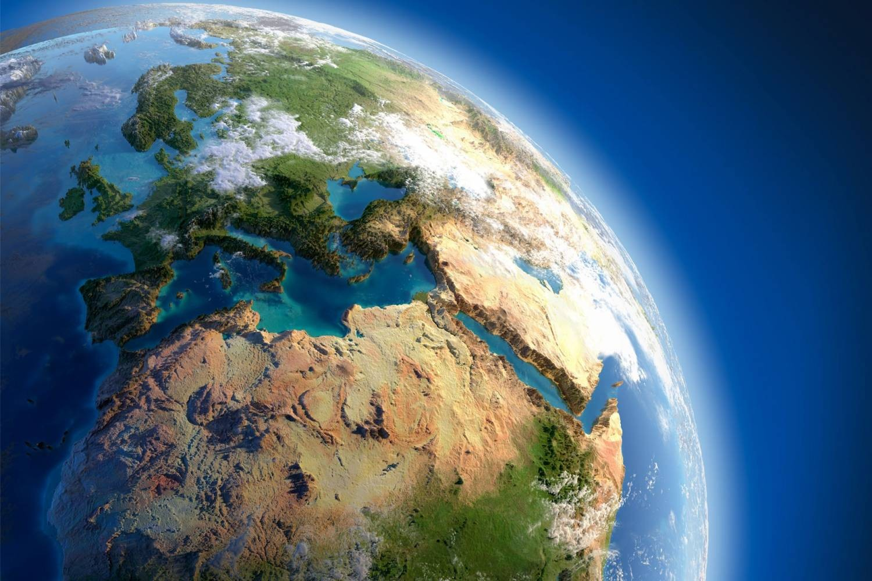 Северная Америка иЕвразия отдаляются друг отдруга— Ученые