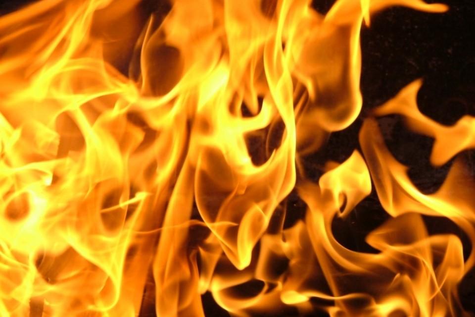 ВПодмосковье мужчина объявил , что его дом сгорел из-за Самсунг  Galaxy