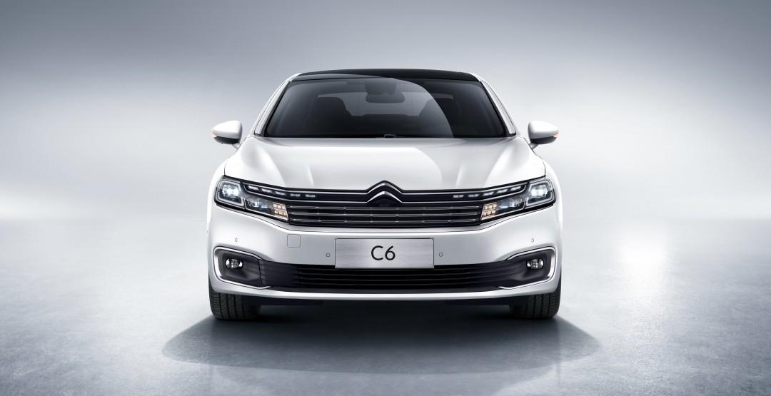 Citroen вернет на китайский рынок флагманский седан модели C6