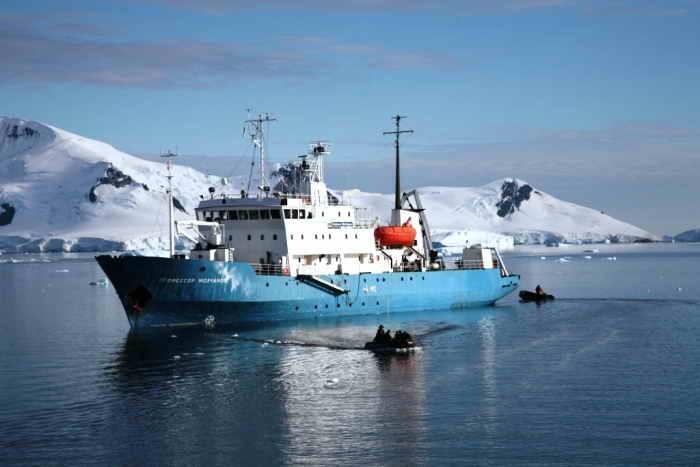 РФ построит судна для сейсморазведки вАрктике за15 млрд руб