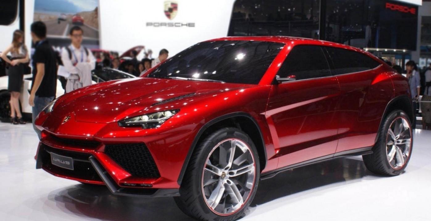 В 2019 начнутся продажи кроссовера Lamborghini Urus